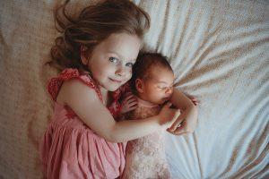 Lifestyle Newborn Photographer Cambridge