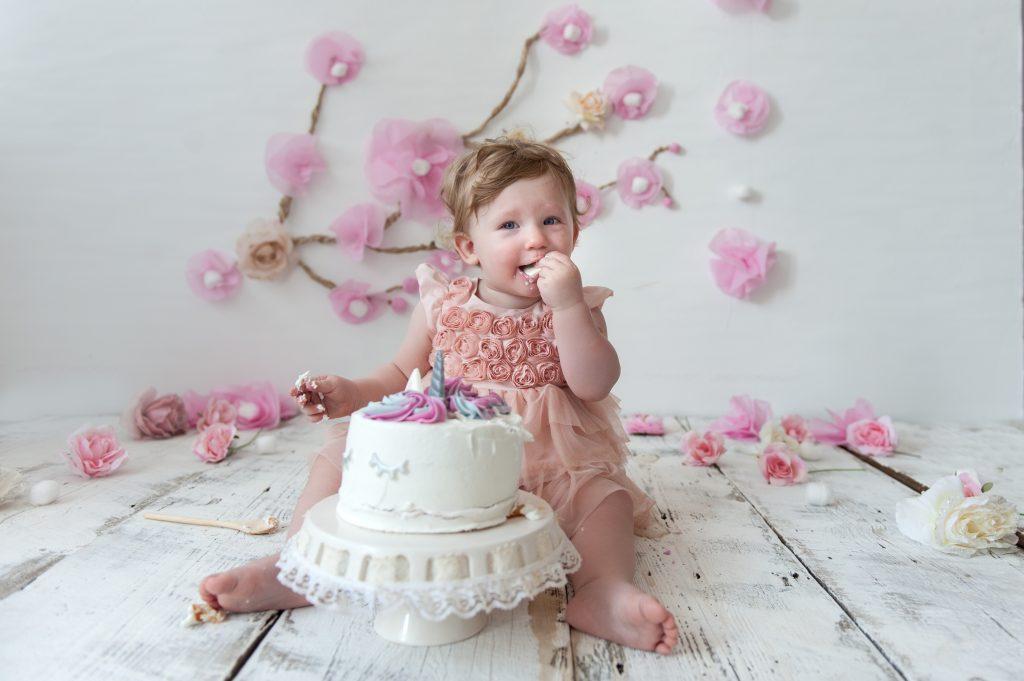 first birthday portraits cambridge